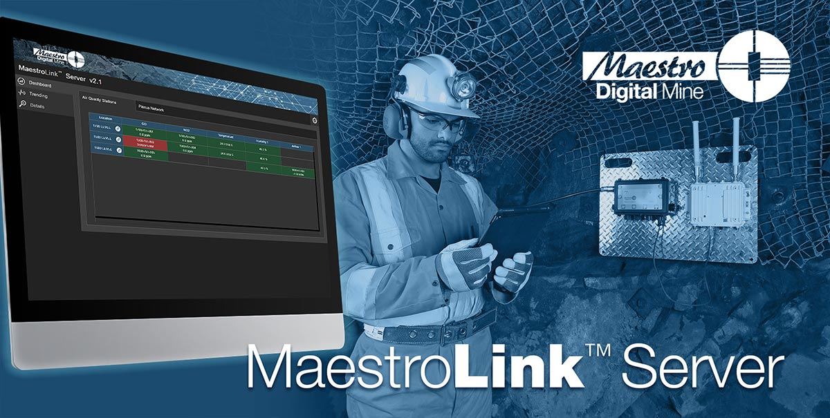 Main image for the article Maestro Digital Mine launches MaestroLink Server