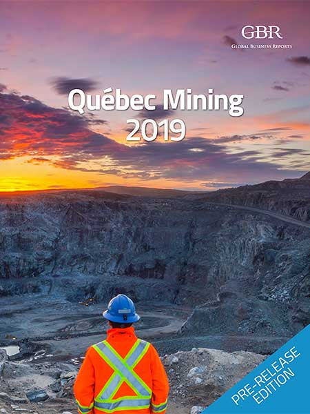 Cover of Quebec Mining Report - Pre-release