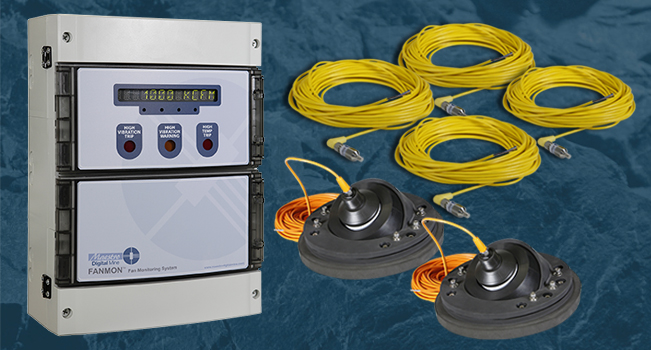 Fan Monitoring System : Fanmon™ primary or booster fan monitoring system
