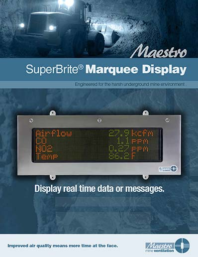 Superbrite Marquee Display Brochure